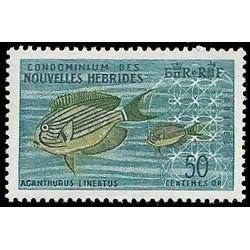 Nouvelles Hebrides N° 205 N*