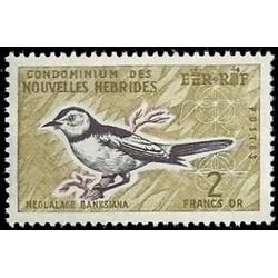 Nouvelles Hebrides N° 206 N*