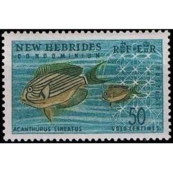 Nouvelles Hebrides N° 209 N*
