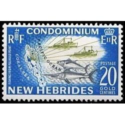Nouvelles Hebrides N° 220 N*