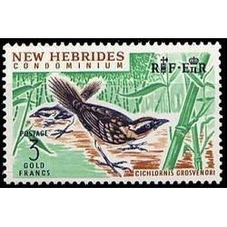Nouvelles Hebrides N° 222 N*