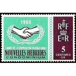 Nouvelles Hebrides N° 223 N*