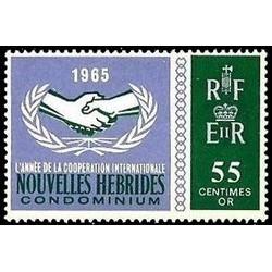Nouvelles Hebrides N° 224 N*