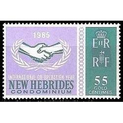 Nouvelles Hebrides N° 226 N*