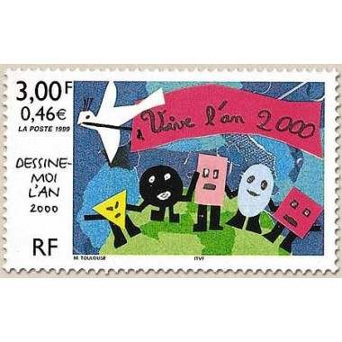 FR N° 3260 oblitèré