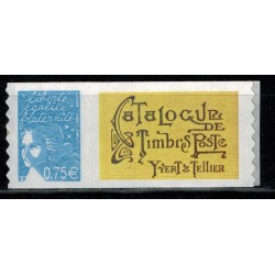 Timbre personnalise N° 3729B1