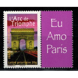 Timbre personnalise N° 3599A