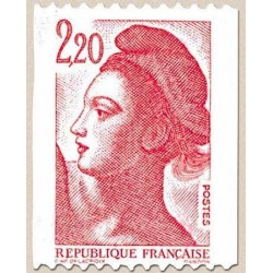FR N° 2379b Neuf ** avec FR N° rouge