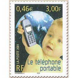 FR N° 3374 oblitèré