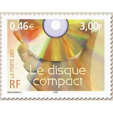 FR N° 3376 oblitèré