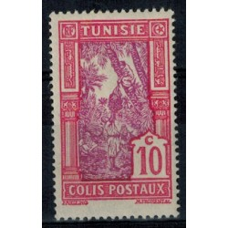 Tunisie CP N° 12 Neuf *