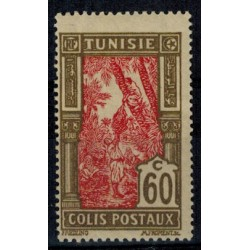 Tunisie CP N° 17 Neuf *