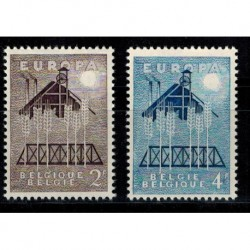 Belgique COB N° 1025 / 1026 Neuf **
