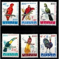 Belgique COB N° 1216 / 1221 Neuf **
