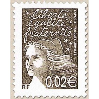 FR N° 3444 oblitèré