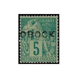 Obock N° 013 Obli