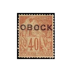 Obock N° 018 Obli
