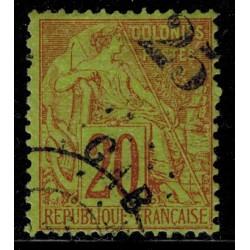 Gabon N° 003 Obli
