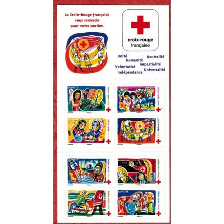 Carnet Croix rouge de 2015