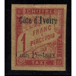 Cote d'Ivoire N° CP004 N *