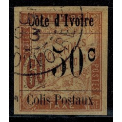 Cote d'Ivoire N° CP006 Obli