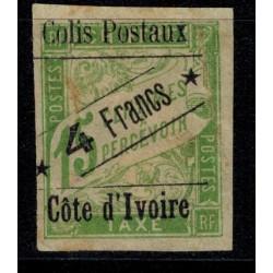 Cote d'Ivoire N° CP009 N *