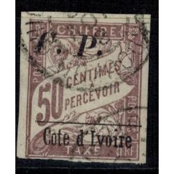 Cote d'Ivoire N° CP012 Obli