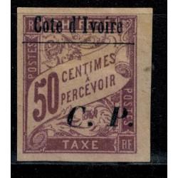 Cote d'Ivoire N° CP014 Obli