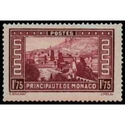 Monaco N° 0128 Obli