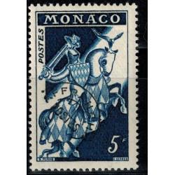 Monaco PR N° 0011A (*)