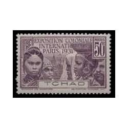 Tchad N° 057 N *