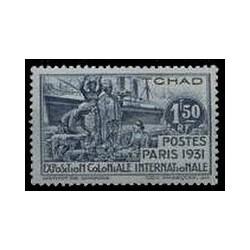 Tchad N° 059 N *