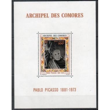 Comores N° BF01 N**