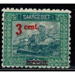 Sarre N° 069a N *