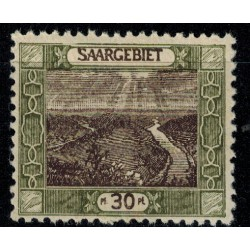 Sarre N° 057a N *