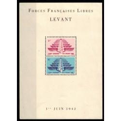 Levant N° 001 N **