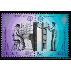 Ile de Jersey N° 0190/191 N**