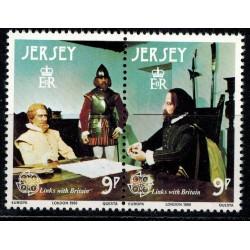 Ile de Jersey N° 0213/214 N**
