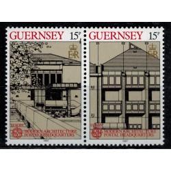 Ile de Guernesey N° 0391/392 N**