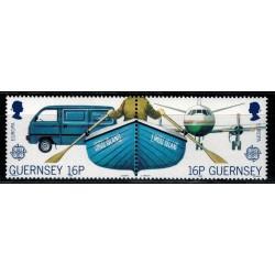 Ile de Guernesey N° 0419/420 N**