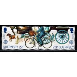Ile de Guernesey N° 0421/422 N**
