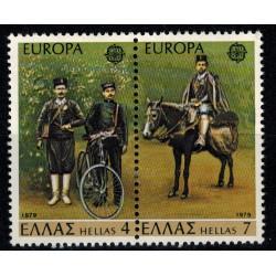 Grèce N° 1330/1331 N**