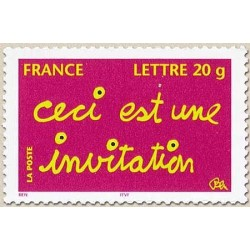 FR N° 3760 oblitèré