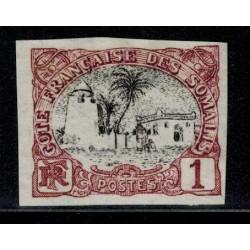 Cote des Somalis N° 053 N *