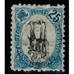 Cote des Somalis N° 060b N *
