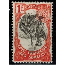 Cote des Somalis N° 064 N *