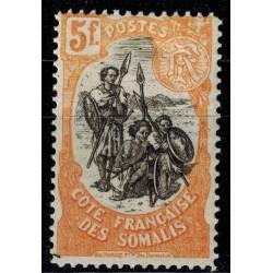 Cote des Somalis N° 066 N *