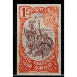 Cote des Somalis N° 050 N **