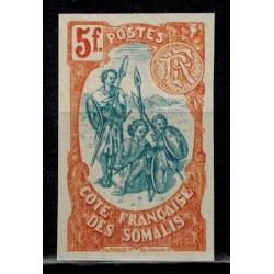 Cote des Somalis N° 052 N **