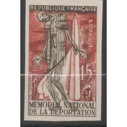 FR N° 1050a Non dentelé Neuf **
